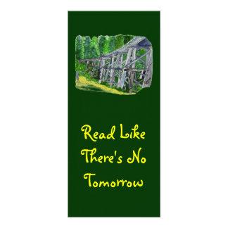 Trestle Bridge Custom Rack Card