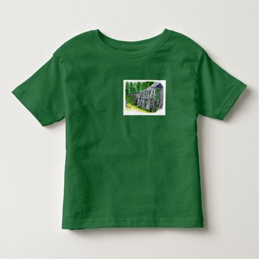 Trestle Bridge T Shirt