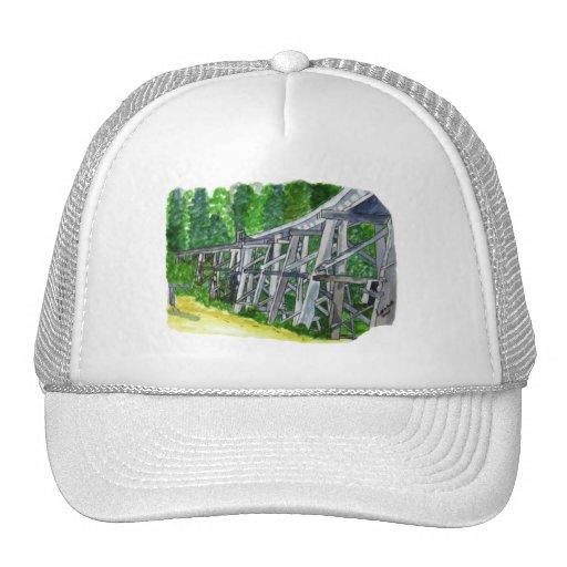 Trestle Bridge Trucker Hat