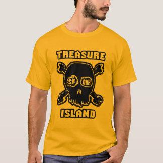 Tresure Island SF Oak Eyes T-Shirt