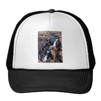 Treur River Canyon Eastern Transvaal South Afric Mesh Hat