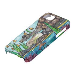 Trev la tortuga funda para iPhone SE/5/5s