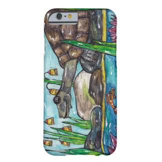 Trev the Turtle Barely There iPhone 6 Case