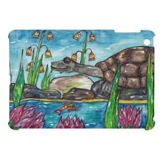 Trev the Turtle Cover For The iPad Mini