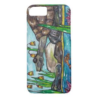 Trev the Turtle iPhone 8/7 Case