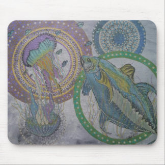 Trevally Mouse Pad