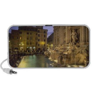 Trevi Fountain at night, Rome, Lazio, Italy Laptop Speakers