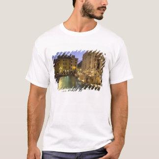 Trevi Fountain at night, Rome, Lazio, Italy T-Shirt