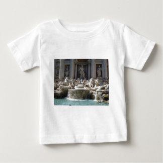 Trevi Fountain Baby T-Shirt