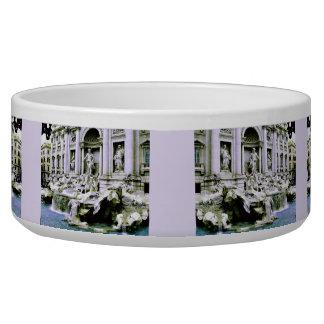 Trevi Fountain Bowl