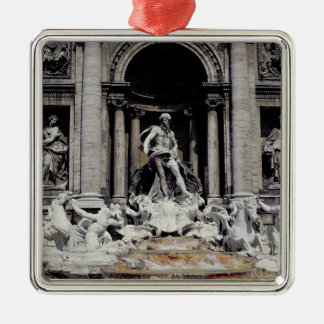 Trevi Fountain, built 1732-62 Metal Ornament