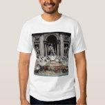 Trevi Fountain, built 1732-62 T-shirt