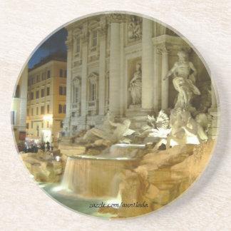 Trevi Fountain Coaster