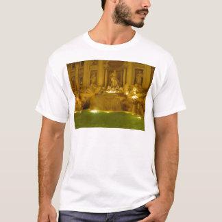 Trevi Fountain evening T-Shirt