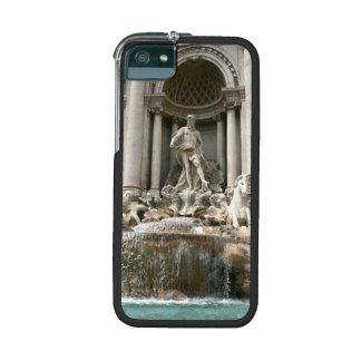 Trevi Fountain (Fontana di Trevi) -Rome iPhone 5 Case