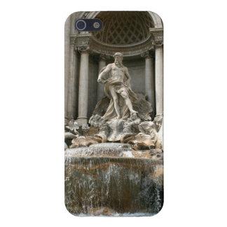 Trevi Fountain (Fontana di Trevi) -Rome iPhone 5 Covers