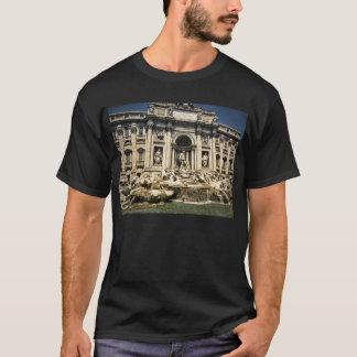 Trevi Fountain, Fontana di Trevi, Rome, Italy T-Shirt