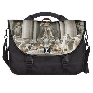 Trevi Fountain (Fontana di Trevi) -Rome Laptop Bag
