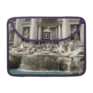 Trevi Fountain (Fontana di Trevi) -Rome MacBook Pro Sleeve