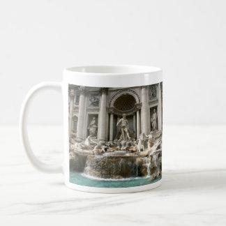Trevi Fountain (Fontana di Trevi) -Rome Mug