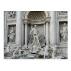 Trevi Fountain Fontana di Trevi Rome photo Postcard