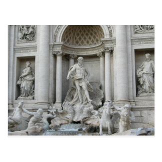 Trevi Fountain Fontana di Trevi Rome photo Postcard