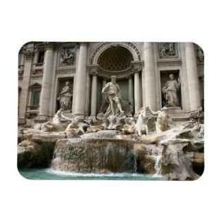 Trevi Fountain (Fontana di Trevi) -Rome Vinyl Magnet