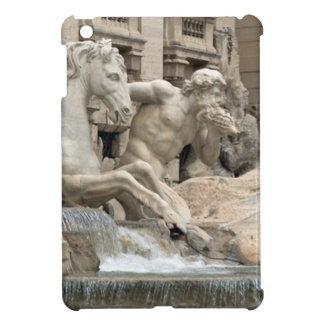 Trevi Fountain iPad Case