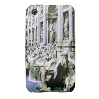 Trevi Fountain iPhone 3 Cover
