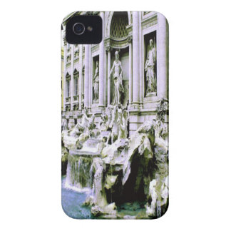 Trevi Fountain iPhone 4 Case-Mate Case