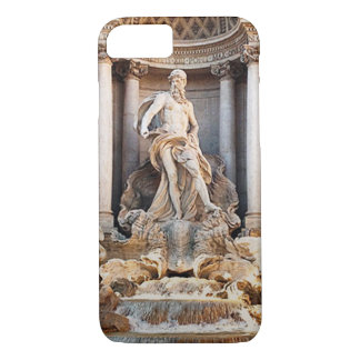 Trevi Fountain iPhone 7 Barely There Case