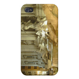 Trevi Fountain iPhone 4/4S Covers