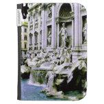 Trevi Fountain Kindle Folio Case