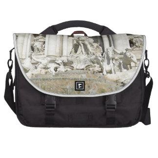 Trevi Fountain Laptop Bags