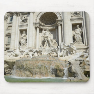 Trevi Fountain Mouse Pad