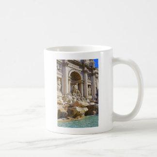 trevi fountain coffee mugs