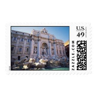 Trevi Fountain Postage