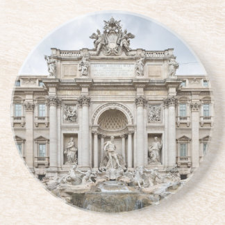 Trevi-Fountain -Rome -Angie JPG Drink Coasters