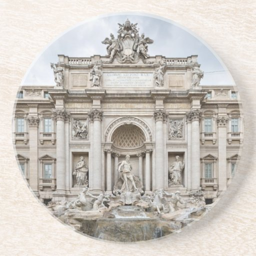 Trevi-Fountain,-Rome,-Angie.JPG Drink Coasters