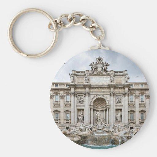 Trevi-Fountain,-Rome,-Angie.JPG Keychain