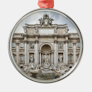 Trevi-Fountain,-Rome,-Angie.JPG Metal Ornament