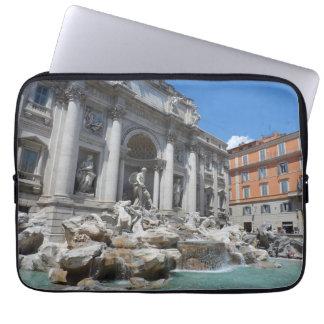 Trevi Fountain- Rome Computer Sleeve
