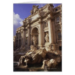 Trevi Fountain, Rome, Italy Greeting Cards