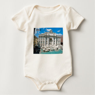 Trevi-Fountain-Rome-Italy-[kan.k].JPG Baby Bodysuit