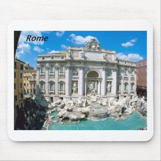 Trevi-Fountain-Rome-Italy-[kan.k].JPG Mouse Pad