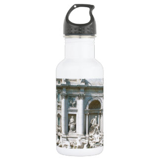 Trevi-Fountain-Rome-Italy-[kan.k].JPG Water Bottle