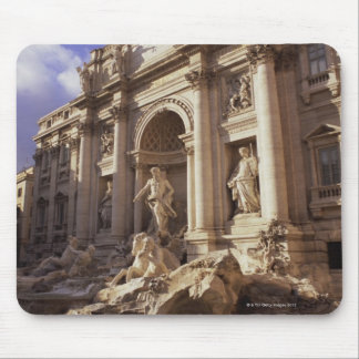 Trevi Fountain, Rome, Italy Mouse Pad