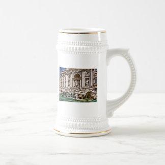 Trevi Fountain Rome Italy Mugs