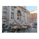 Trevi Fountain Rome, Italy Postcards