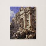 Trevi Fountain, Rome, Italy Puzzles